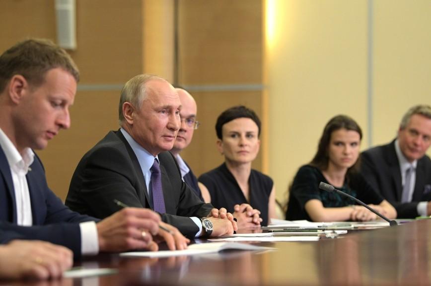 Путин пообещал открыть научные центры в регионах без бюрократической волокиты