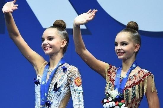 Россиянки завоевали золото в командном турнире на чемпионате Европы по художественной гимнастике