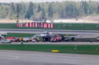 МАК завершил расшифровку черных ящиков сгоревшего SSJ-100