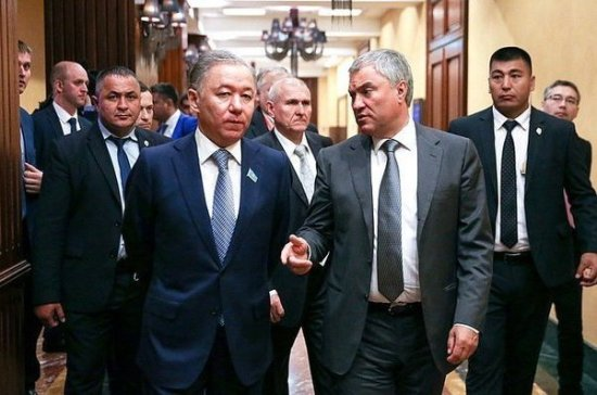 Госдума направит делегацию для наблюдения за выборами президента Казахстана
