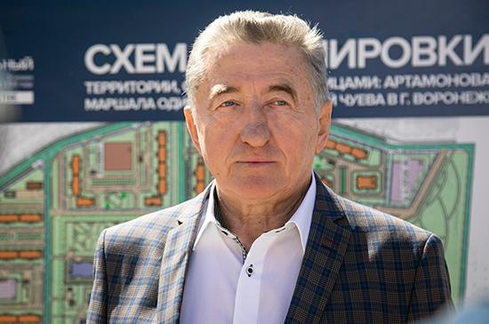 Лукин рассказал о работе группы контроля за реализацией нацпроектов
