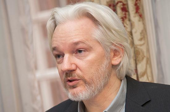 Эксперт оценил запрос прокуратуры Швеции на арест Ассанжа