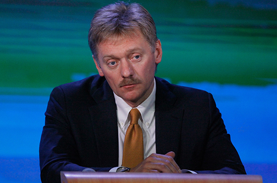 Песков сообщил о высоком проценте исполнения поручений Путина
