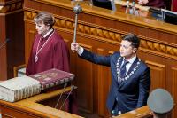 Зеленский начал подготовку к выборам в новую Раду