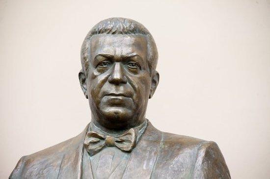 В Москве открыли бюст Иосифа Кобзона