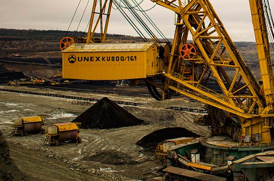 На угольном разрезе Кузбасса в 2020 году появятся самосвалы на электрической тяге