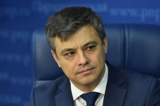 Депутат Морозов поздравил Росздравнадзор с 15-летием