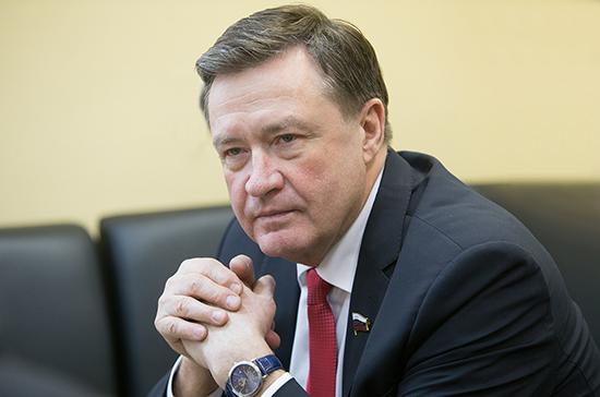 Рябухин рассказал о значении законопроекта об учёте медицинского спирта