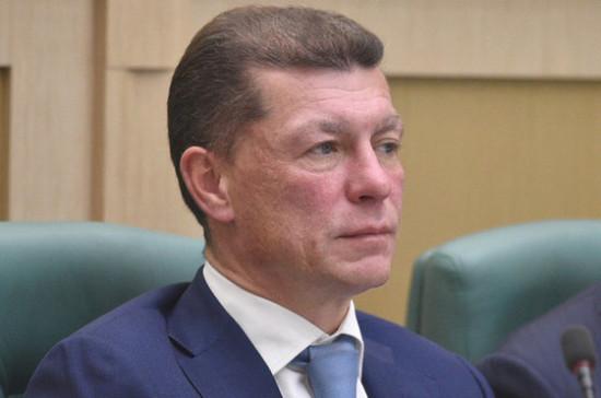 Топилин рассказал о ситуации на рынке труда в России