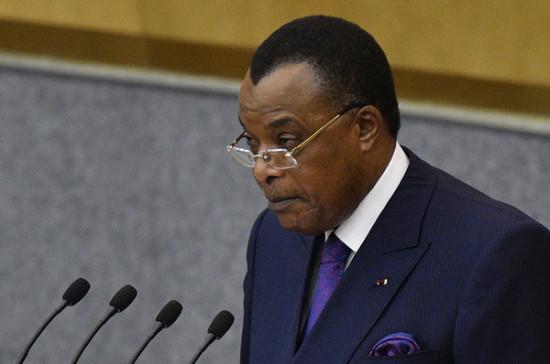 Президент Конго отметил вклад в России в подготовку кадров в его стране