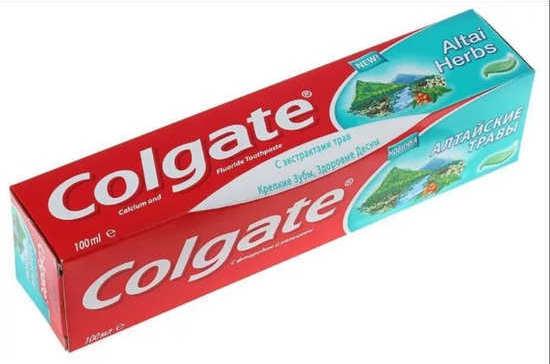 Как Колгейт украл идею тюбика зубной пасты