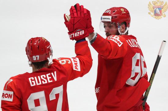 Эксперт рассказал, за счёт чего Россия может обыграть США на ЧМ по хоккею