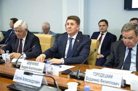 Сенатор заявил о важности участия горожан в реализации проекта по комфортной среде