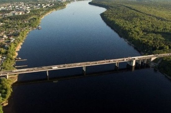 Ладожский мост на трассе «Кола» разведут 24 мая