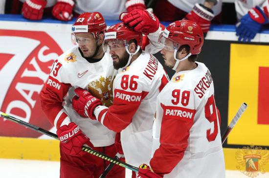 Борис Майоров рассказал о преимуществах сборной России в четвертьфинале чемпионата мира по хоккею