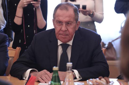 Главы МИД России и Белоруссии встретятся в Москве 27 мая