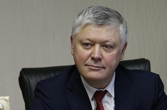 Пискарев разъяснил проект о порядке перехода росгвардейцев на службу по контракту