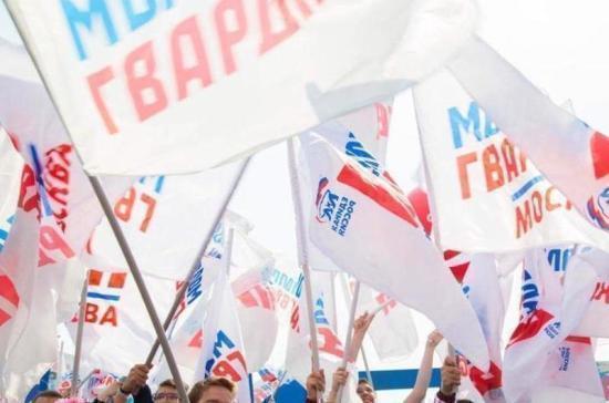 «Молодая гвардия» подвела предварительные итоги волонтёрского проекта