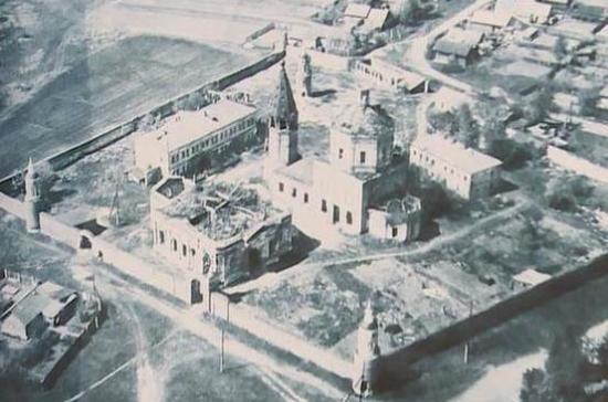 В Подмосковье планируют восстановить мужской монастырь XIV века