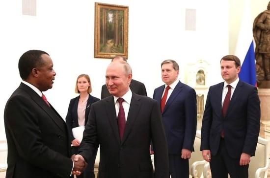 Россия и Республика Конго будут сотрудничать в использовании мирного атома