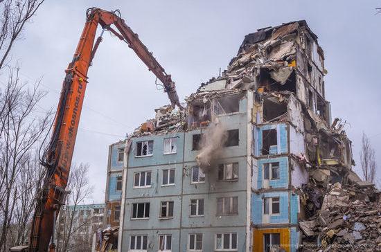 Установлен порядок уведомления собственников зданий и сооружений о необходимости их сноса