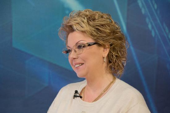 Ямпольская рассказала про законопроект об отмене возрастной маркировки для книг