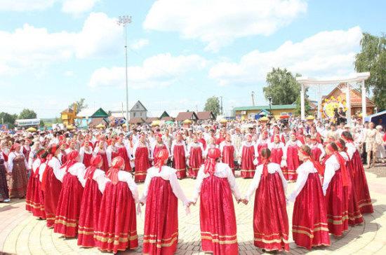 В Татарстане пройдёт Всероссийский фестиваль русского фольклора «Каравон»
