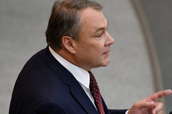 Межпарламентскую комиссию РФ и Франции запланировали на осень