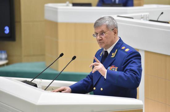 Генпрокурор расскажет в Госдуме о соблюдении трудовых прав граждан