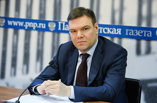 Левин оценил итоги выездного заседания Совета по развитию цифровой экономики