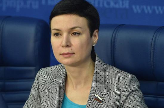 Рукавишникова рассказала о предложениях дончан по совершенствованию законодательства