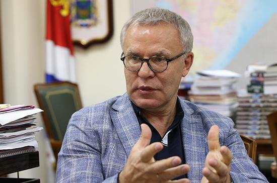 Фетисов поздравил Петербург с проведением ЧМ-2023