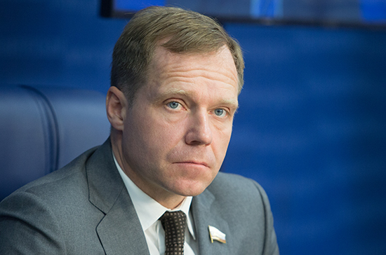Андрей Кутепов назначен главой Комитета Совета Федерации по экономической политике