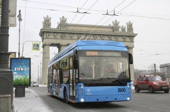 Петербургские депутаты предложили освободить электромобили от транспортного налога
