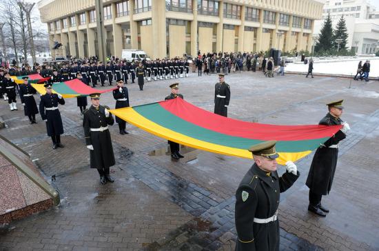 В Литве вернулись к расследованию дела о событиях у Вильнюсской телебашни в 1991 году