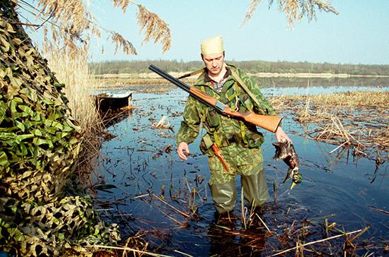 Охотников могут обязать платить новую пошлину