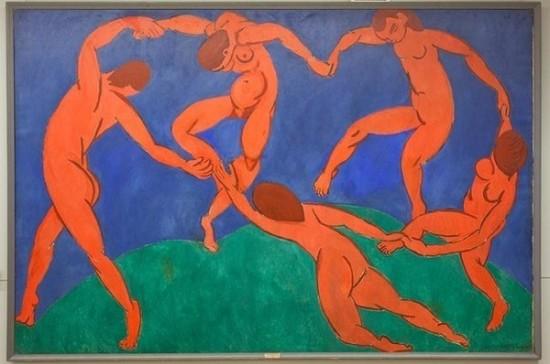 Картину «Танец» Матисса на три месяца перевезут из Петербурга в Москву