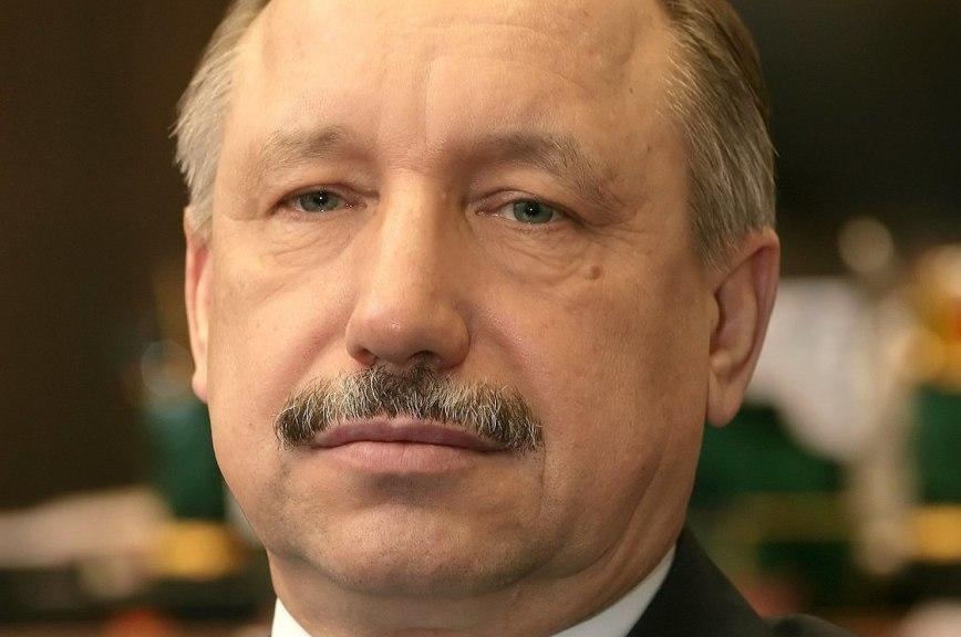Врио главы Санкт-Петербурга пойдет на выборы как самовыдвиженец
