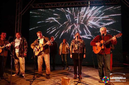 Любители авторской песни соберутся в Тульской области