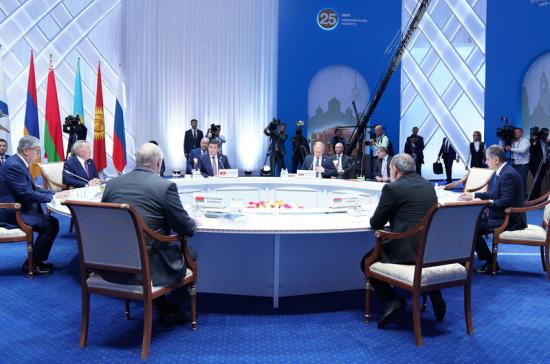 Лидеры стран ЕАЭС договорились об общем рынке электроэнергии