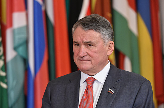 Воробьёв отметил важность регулярного диалога парламентариев России и Армении