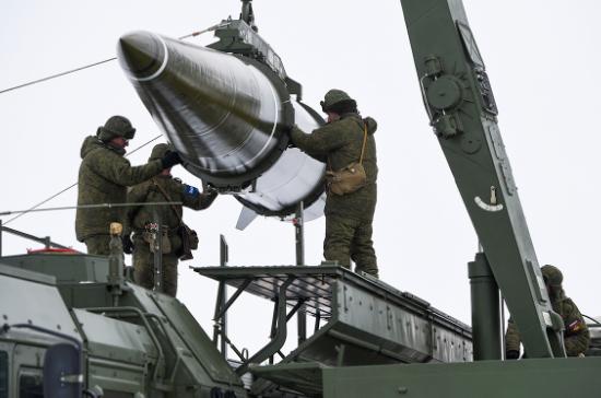 Путин внёс в Госдуму проект о приостановке действия ДРСМД