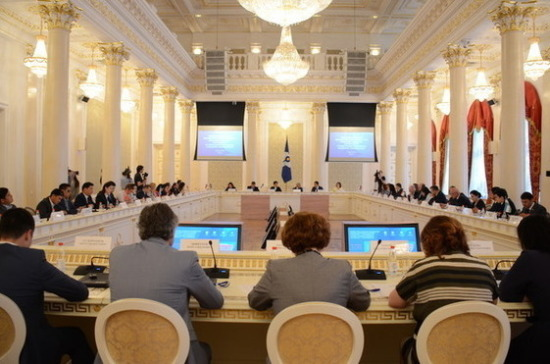 Молодые парламентарии обсудили ключевые вопросы сотрудничества молодёжных организаций СНГ