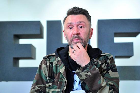 Сергей Шнуров рассказал о роли мата в кинематографе