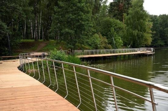 В Подмосковье благоустроят 17 парков