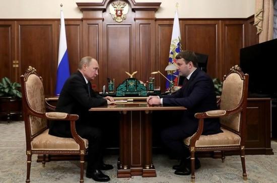 Орешкин заявил о прохождении Россией пика инфляции
