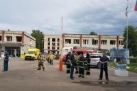 Власти Дзержинска планируют восстановить повреждённое при ЧП остекление домов до конца недели