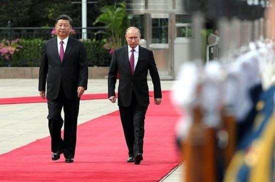 Россия и Китай ловят волну многополярности