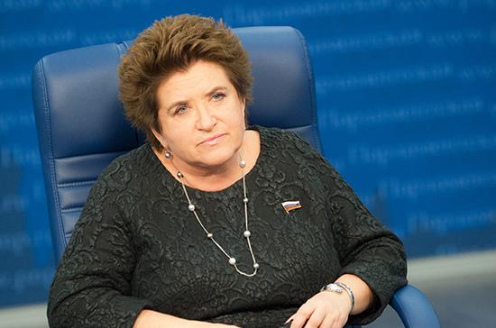 Глебова предложила использовать волонтёрство для продвижения интересов России за рубежом