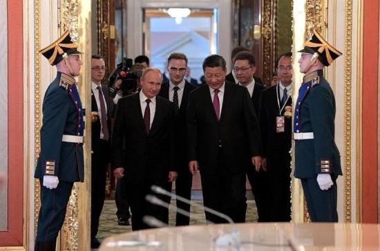 Россия и Китай договорились учредить новые форматы межрегионального сотрудничества